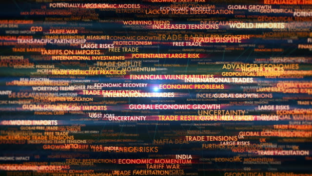 global trades crisis terms - world trade organisation stock videos & royalty-free footage