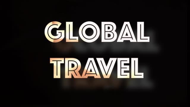 stockvideo's en b-roll-footage met global travel covid19 computer afbeelding - repatriëring
