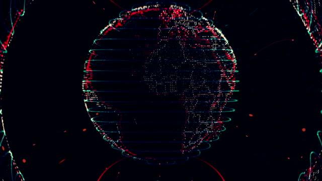 Globe Rotating