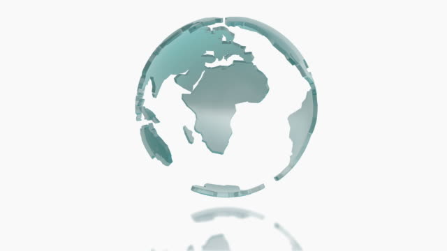 globe translucent - translucent stock videos & royalty-free footage