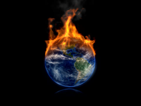 globe - burning stock videos & royalty-free footage