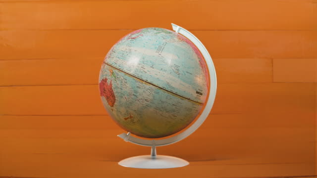 stockvideo's en b-roll-footage met globe - enkel object