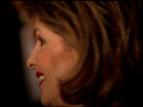 gloria allred at the 2001 academy awards - red carpet and spago party at the shrine auditorium in los angeles, california on march 25, 2001. - 第73回アカデミー賞点の映像素材/bロール