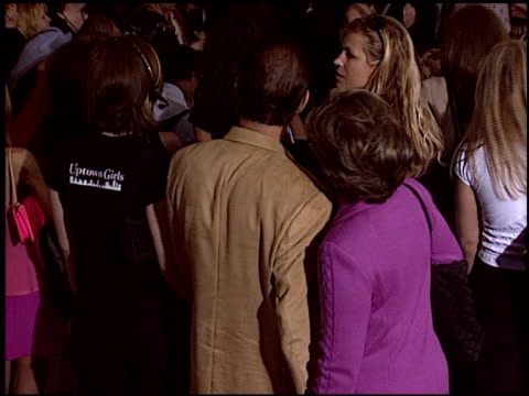 gloria allred at the 'uptown girls' premiere at the cinerama dome at arclight cinemas in hollywood california on august 4 2003 - arclight cinemas hollywood stock videos and b-roll footage