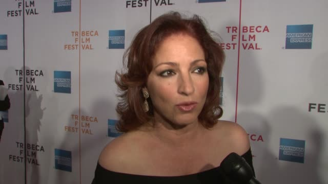 Gloria Estefan talks about the idea for the movie it's evolution it's inclusion of so many Latin Music legends in the film working with those great...