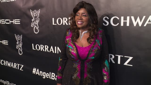 gloria gaynor at angel ball 2017 at cipriani wall street on october 23 2017 in new york city - cipriani manhattan stock videos & royalty-free footage