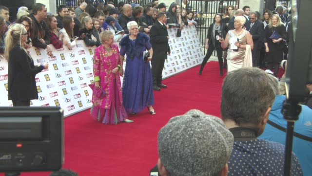 gloria hunniford at the daily mirror's pride of britain awards at grosvenor house, on september 28, 2015 in london, england. - gloria hunniford stock videos & royalty-free footage