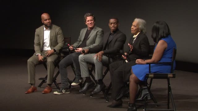 INTERVIEW Gloria Owens Hemphill Daughter of Jesse Ownens shares her father's philosophy in life assures audience that they'll enjoy the film Marlene...
