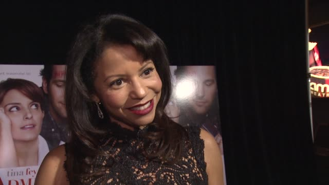 INTERVIEW Gloria Reuben on her character in the film jokes that she's not that uptight On why she wanted to do this film on working with Tina Fey...