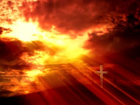 glory の神ます。ループ-pal - 懺悔点の映像素材/bロール