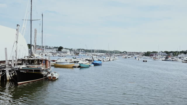 gloucester, massachusetts, usa - gloucester massachusetts stock videos & royalty-free footage