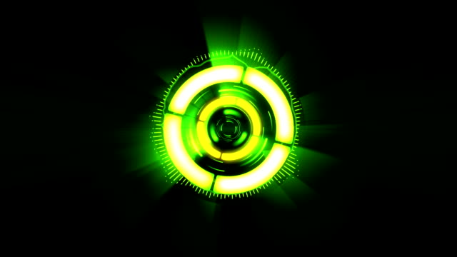 glowing digital element background - design element stock videos & royalty-free footage