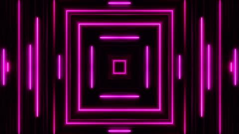 stockvideo's en b-roll-footage met gloeiende neon lights - loopbare - vj