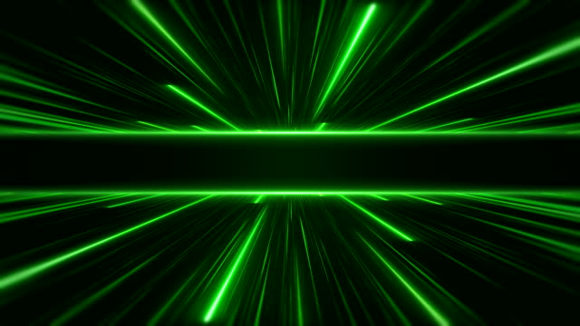leuchtende neon-lichter - endlos wiederholbar - neon stock-videos und b-roll-filmmaterial