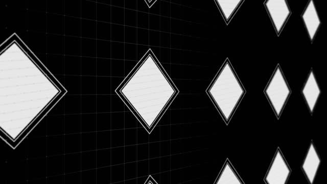 グローイングネオンライト - ループ可能 - 視覚表示用器材点の映像素材/bロール