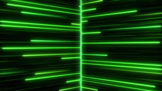 glödande neon-lampor - loopable - visuellt hjälpmedel bildbanksvideor och videomaterial från bakom kulisserna