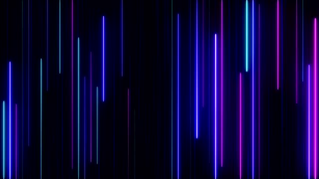 glowing neon lights - backgrounds stock videos & royalty-free footage