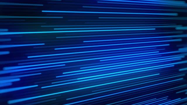 vidéos et rushes de lumières au néon brillantes - traînée de lumière