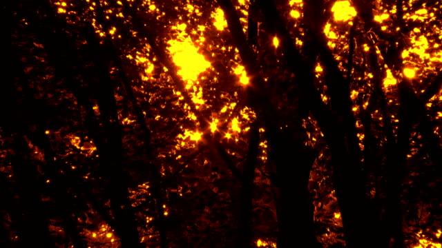 Glowing of the Sun