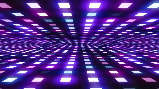 glowing pixel background on an angle - purple stock videos & royalty-free footage