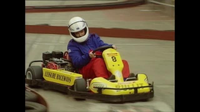 Go Karting Footage