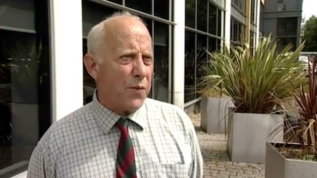 Godfrey Bloom denies 'bongo bongo' comments were racist West Yorkshire Leeds EXT Godfrey Bloom MEP interview SOT what I'm not doing is apologising/...
