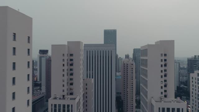 Going between buildings