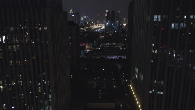 going between the buildings - liyao xie stock videos & royalty-free footage