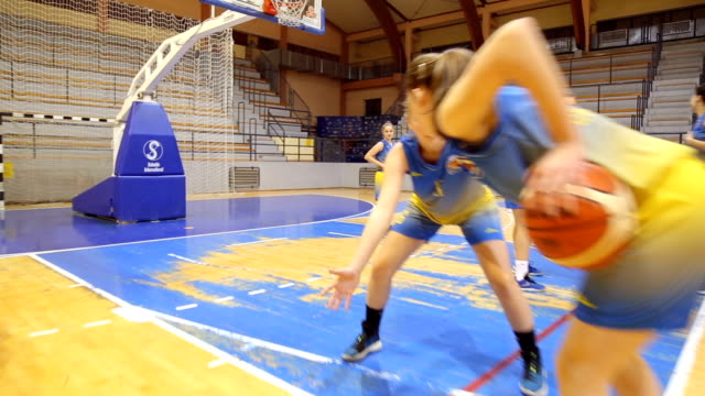 going for win - jump shot stock videos and b-roll footage