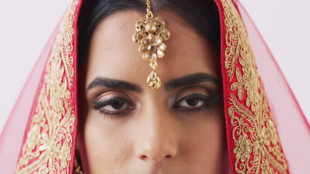 going into marriage eyes wide open - indian subcontinent ethnicity stock videos & royalty-free footage