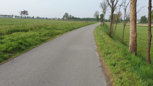 going on skateboard in a country road - pov viewing - pjphoto69 stock videos & royalty-free footage