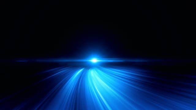 fahren durch einen tunnel mit high-speed-internetzugang - sunbeam stock-videos und b-roll-filmmaterial