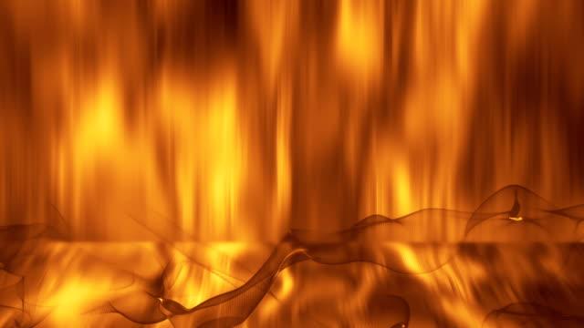 vídeos y material grabado en eventos de stock de oro abstracto - bronceado