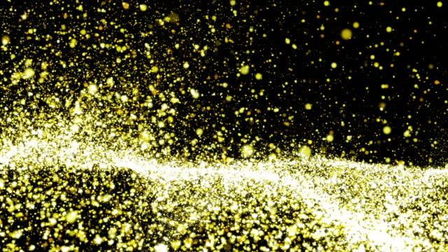 gold background - 4k resolution - brochure stock videos & royalty-free footage