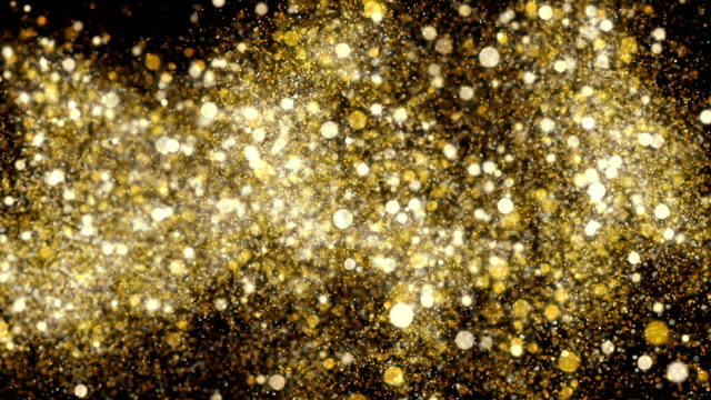 gold background - 4k resolution - multi colored background stock videos & royalty-free footage