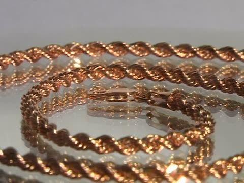 gold chain - braided hair stock videos & royalty-free footage