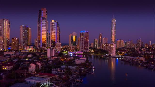 vídeos y material grabado en eventos de stock de gold coast, australia - gold coast