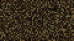 Gold coins pattern - Glitter effect (Loop 4k + chroma key)