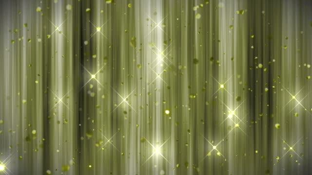 vídeos de stock, filmes e b-roll de fundo de glitter dourado loop - arte, cultura e espetáculo
