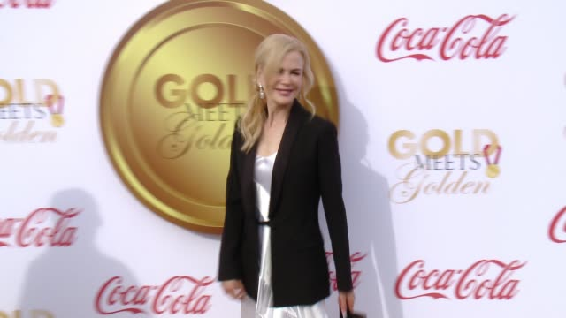 The 5th Anniversary Refreshed by CocaCola Globes Weekend Gets Sporty With Athletic Royalty on January 6 2018 in Los Angeles California