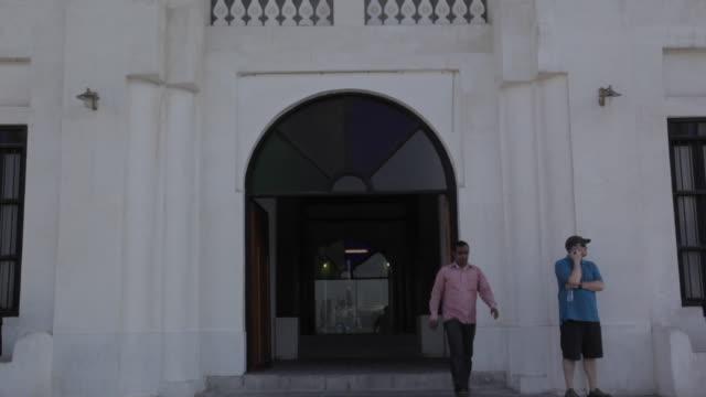 Gold Souq Entrance, Doha, Qatar, Middle East