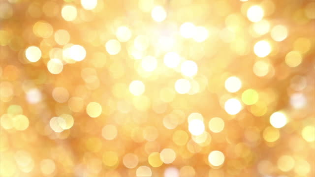 gold sparkles - glowing stock videos and b-roll footage