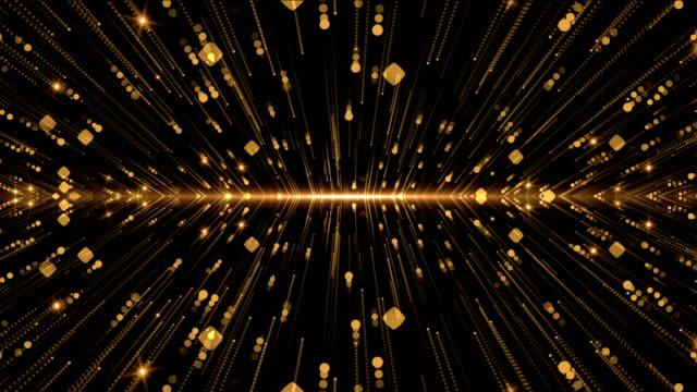 gold streak vj loop - silver coloured stock videos & royalty-free footage