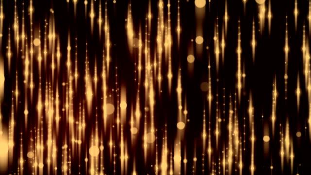 Gold Streaks Flow Loop