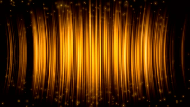 Gold stripes background