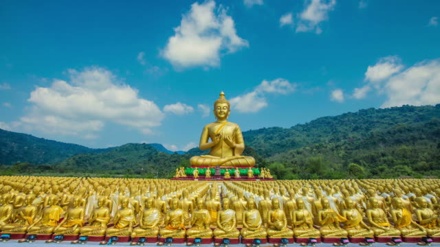 goldenen buddha - buddha stock-videos und b-roll-filmmaterial