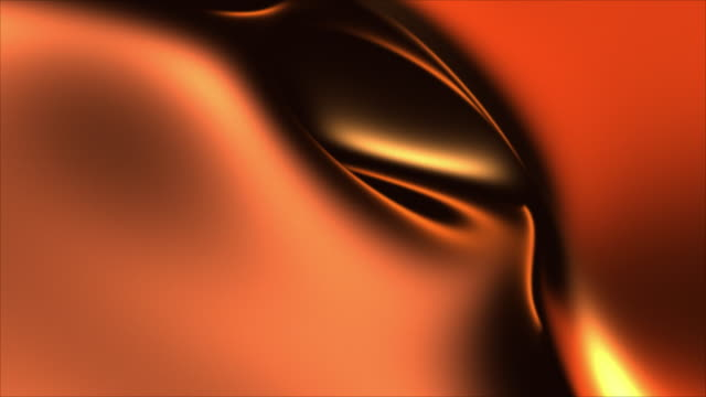 Golden Dance, Looping HD Background