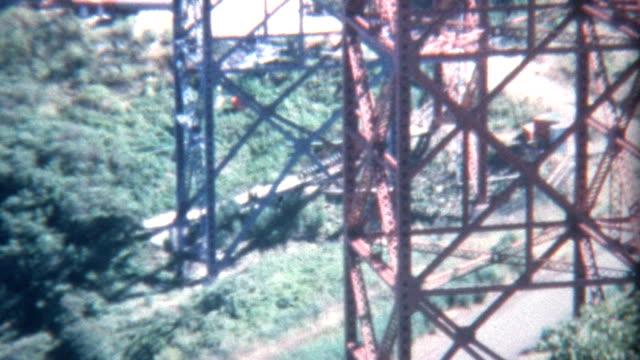 Golden Gate Bridge 1970