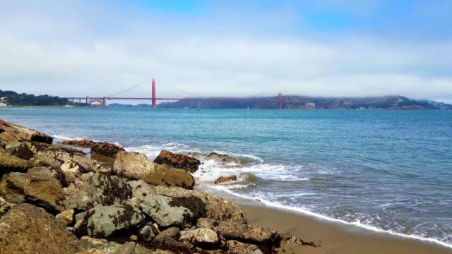 Golden Gate Bridge.  4k