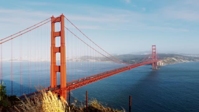 0063 Golden Gate Bridge Time Lapse Day to Night 4K